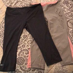 Bundle workout pants
